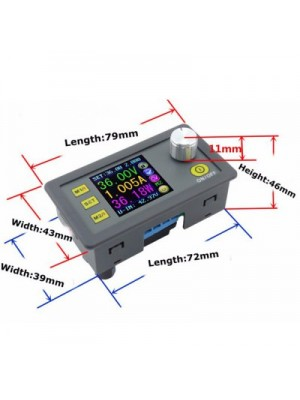 DP50V2A Adjustable DC Power Supply Module with Integrated Voltme